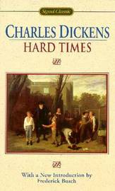 Hard Times for These Times by Charles Dickens image