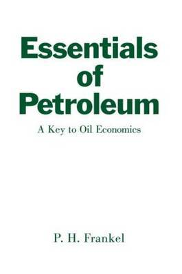 Essentials of Petroleum