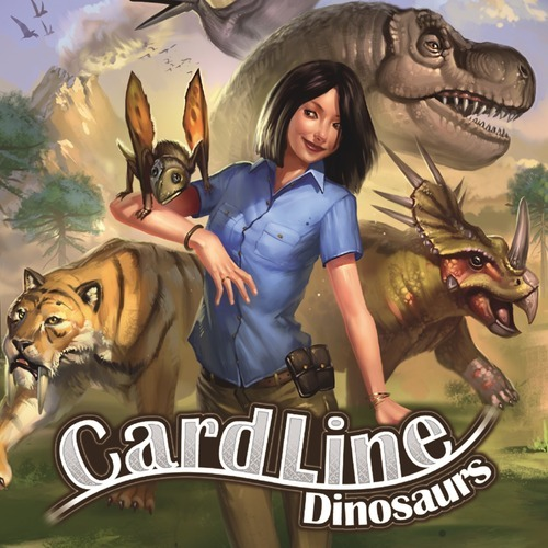 Cardline: Dinosaurs - Card Game