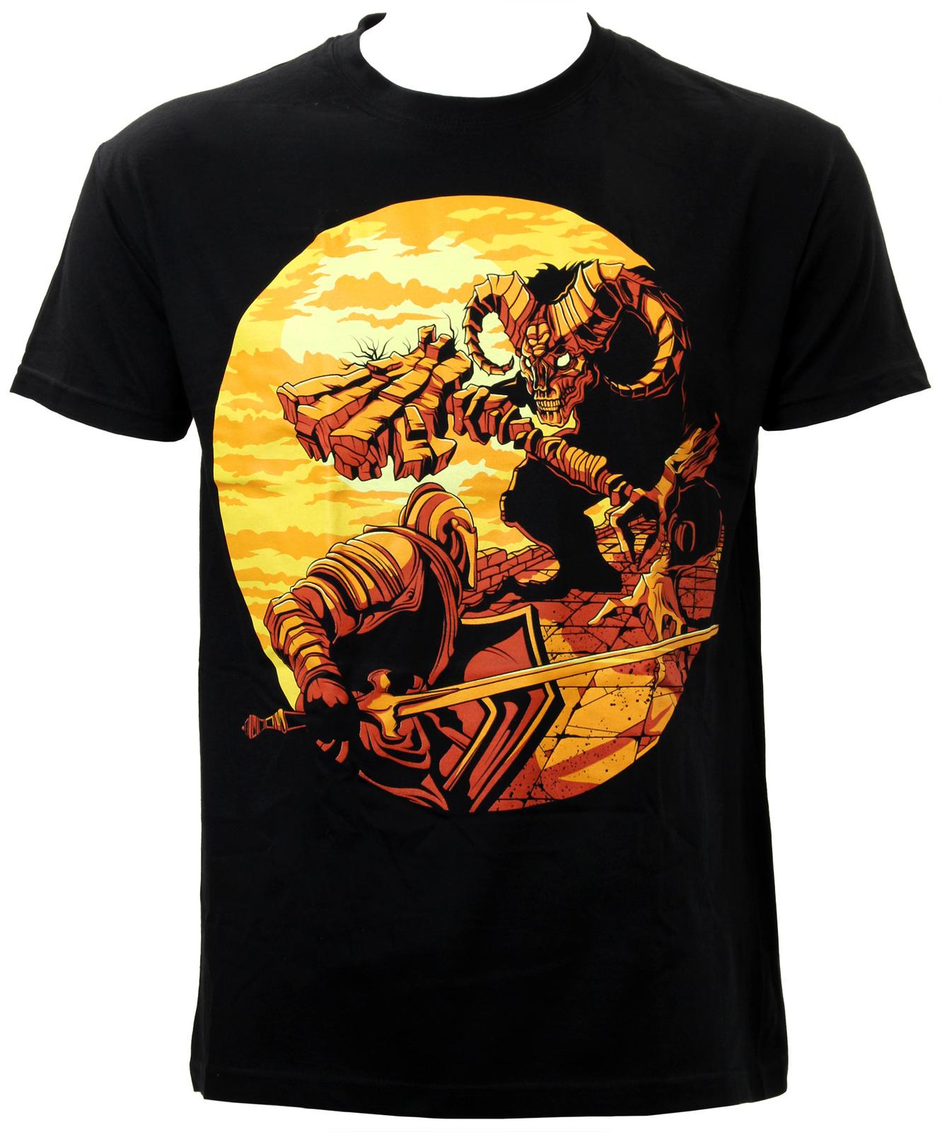 Dark Souls 3 Monster Axe T-Shirt (XX-Large) image