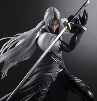 Final Fantasy: Sephiroth - Play Arts Kai Figure