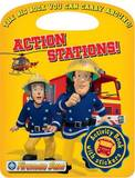 Fireman Sam Action Stations! Activity Book