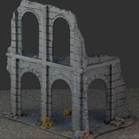 Amera: Fantasy Realms - Building Ruins