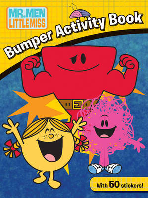 The Mr. Men Show Bumper Activity Book