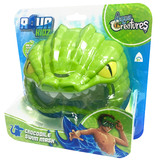 Aqua Kidz: Aqua Creatures Swim Mask - Green Crocodile