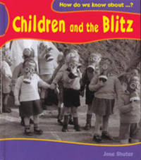 Children and the Blitz by Jane Shuter image