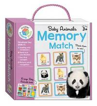 Building Blocks: Baby Animals Memory Match Game