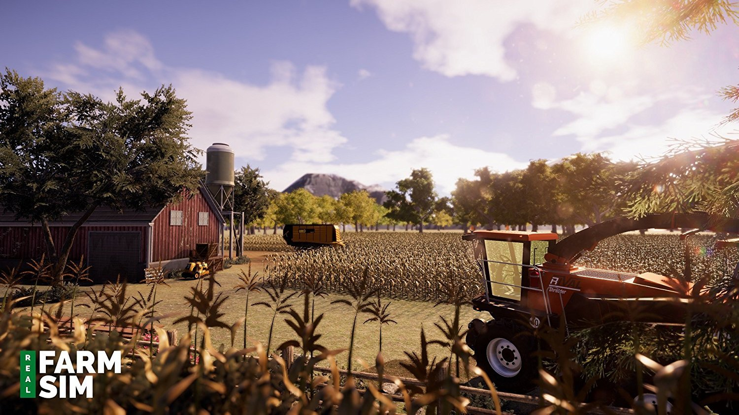 Real Farm Sim for Xbox One image