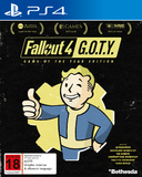 Fallout 4 Game of the Year for PS4