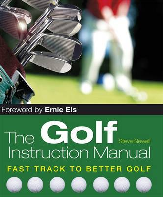 The Golf Instruction Manual by Steve Newell image