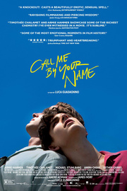 Call Me By Your Name on Blu-ray