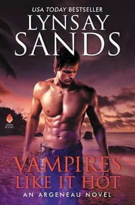 Vampires Like It Hot by Lynsay Sands image