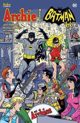 Archie Meets Batman '66 by Jeff Parker