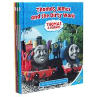 Thomas The Tank Engine Favourites 4 Book Set