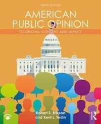 American Public Opinion by Robert S. Erikson image
