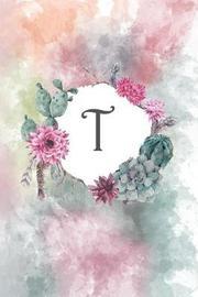 T by Chalex Notebooks