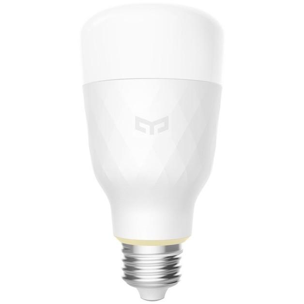 Yeelight: LED WiFi Smart Light Bulb E27 - White