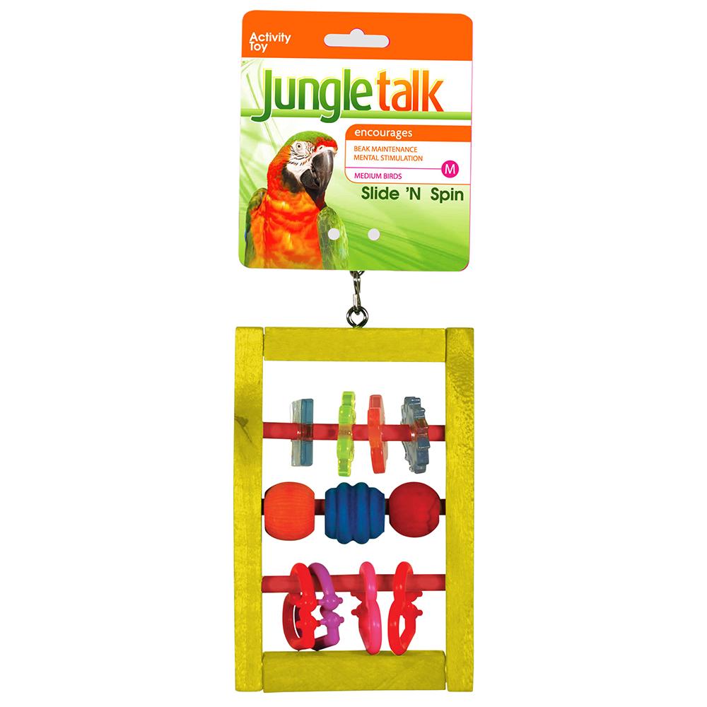 Jungle Talk: Slide N Spin - Medium image