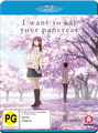 I Want To Eat Your Pancreas on Blu-ray