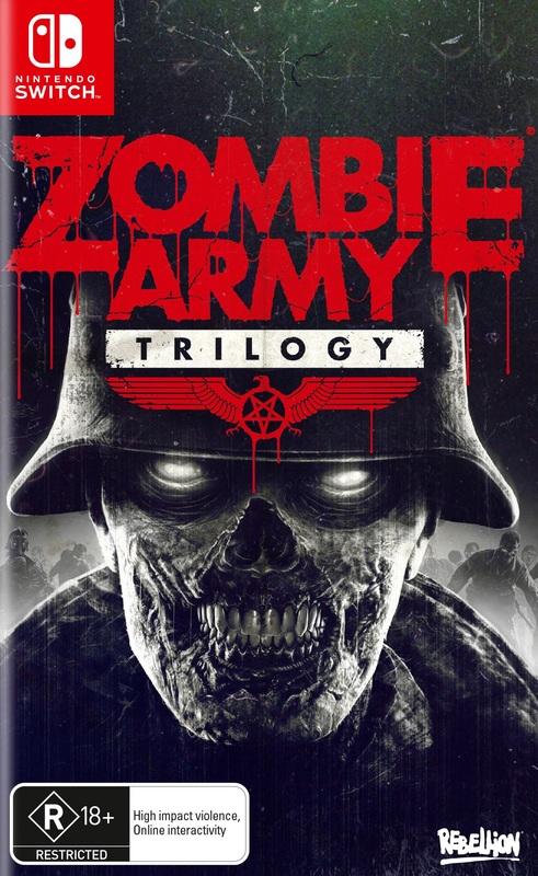 Zombie Army Trilogy for Switch