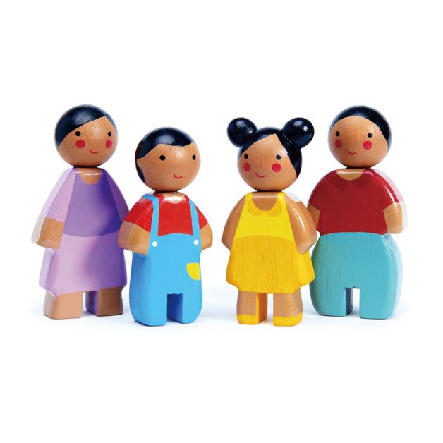 Tender Leaf Toys: Sunny Doll Family