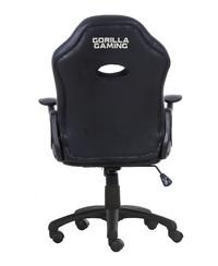 Gorilla Gaming Little Monkey Chair - Black & White for