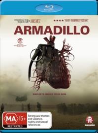 Armadillo on Blu-ray