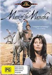 Man Of La Mancha on DVD