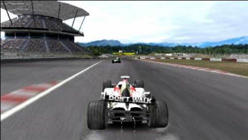 F1 Grand Prix screenshot