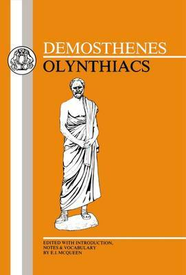 Olynthiacs by . Demosthenes image