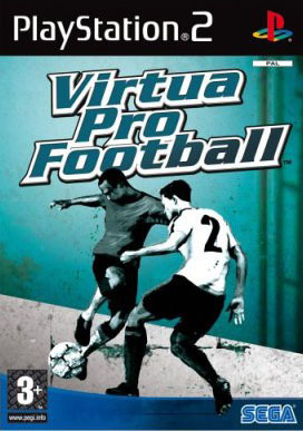 Virtua Pro Football for PlayStation 2