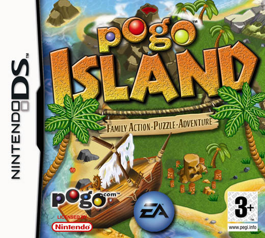 Family Pogo Island for Nintendo DS
