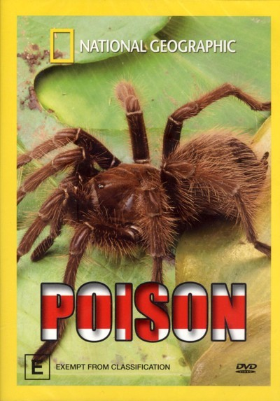 National Geographic - Poison on DVD