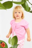 Sookibaby Little Lady Cardigan (6-12 months) - Pink