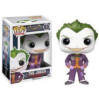 Batman Arkham Asylum Joker Pop! Vinyl Figure