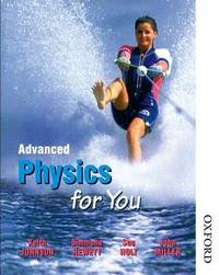 Advanced Physics for You by Simmone Hewett image