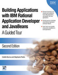 Building Applications with IBM Rational Applications Developer and Javabeans by Colette Burrus image