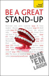 Be a Great Stand-up by Logan Murray