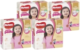 Huggies Ultimate Nappy Pants Bulk Shipper - Junior Girl 16kgs + (104)
