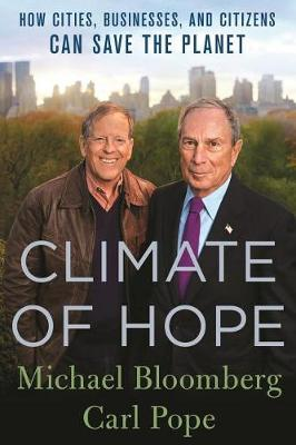 Climate of Hope by Michael Bloomberg image