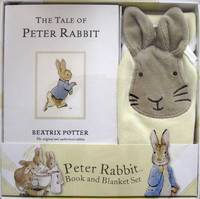 The Tale of Peter Rabbit: Book and Blanket Gift Set by Beatrix Potter