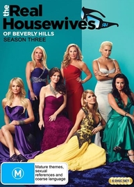 The Real Housewives: Of Beverly Hills - Season Three on DVD