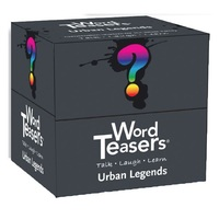 Word Teasers - Urban Legends