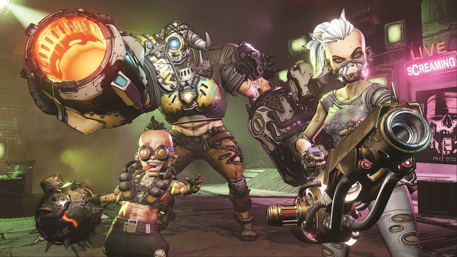 Borderlands 3 Deluxe Edition for Xbox One image
