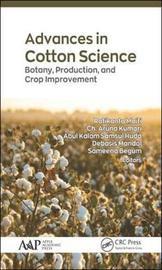 Advances in Cotton Science by Ratikanta Maiti