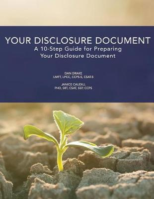 Your Disclosure Document by Janice Caudill