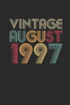 Vintage August 1997 by Vintage Publishing