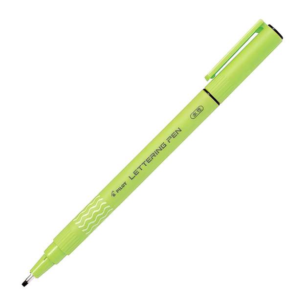 Pilot: Lettering Pen - Black/2 mm