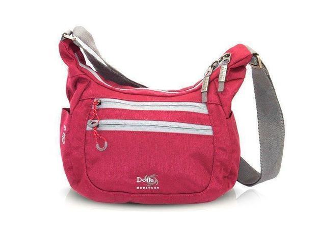 Doite Elis Shoulder Bag - Red