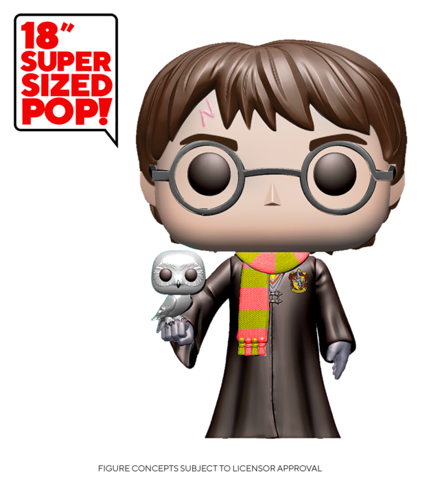 "Harry Potter - 18"" Super-Sized Pop! Vinyl Figure"